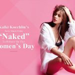 "Kalki's new short film ""Naked"" to release on this Women's Day"