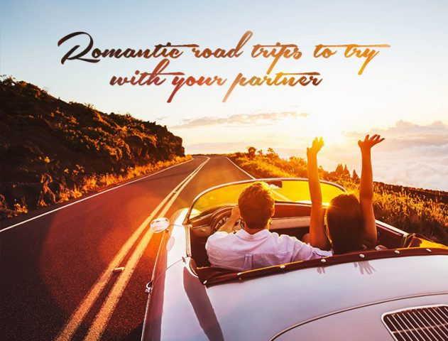 Most Romantic Road Trips in India to Head On @TheRoyaleIndia