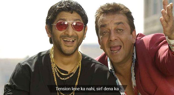 Movie dialogues that teach life lessons munna Bhai MBBS