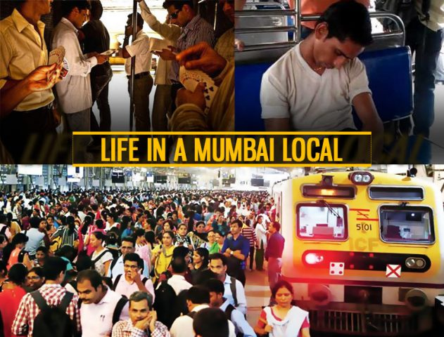 Mumbai Local Woes and Perks @TheRoyaleIndia