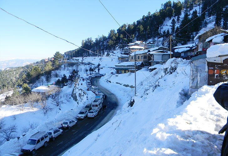 Romantic Roadtrip Shimla to Manali @TheRoyaleIndia