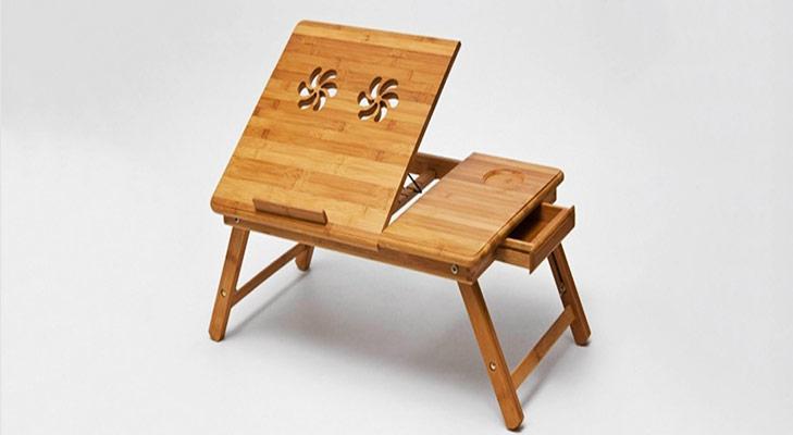 Space Saving Furniture Laptop Table