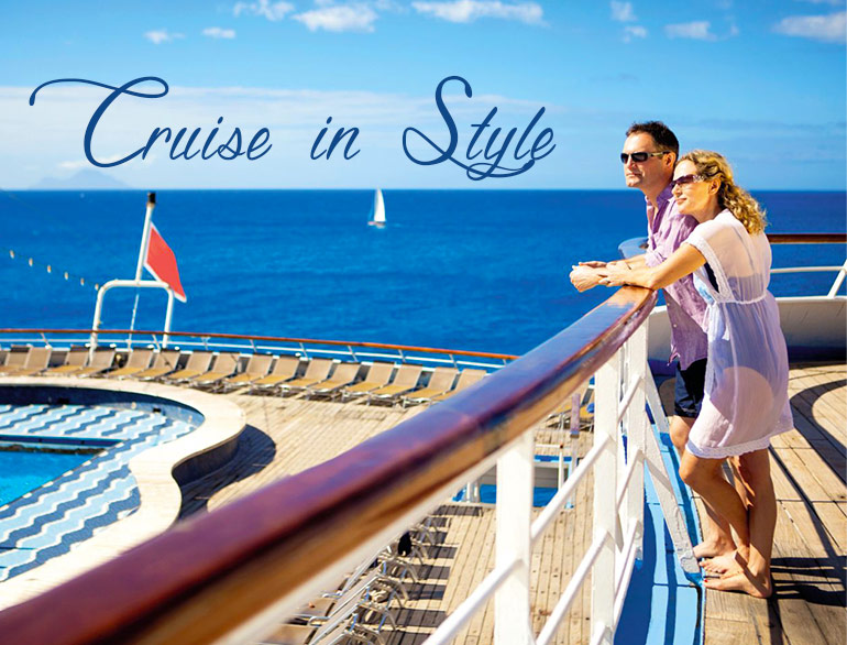 Styling tips for a cruise vacation @TheRoyaleIndia