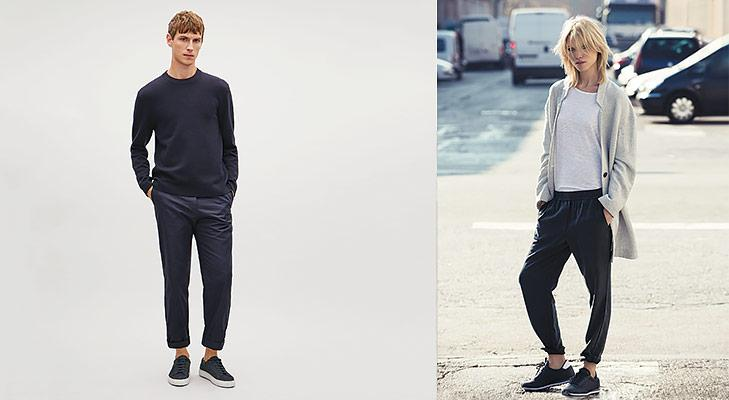 Summer Trends Baggy Trousers