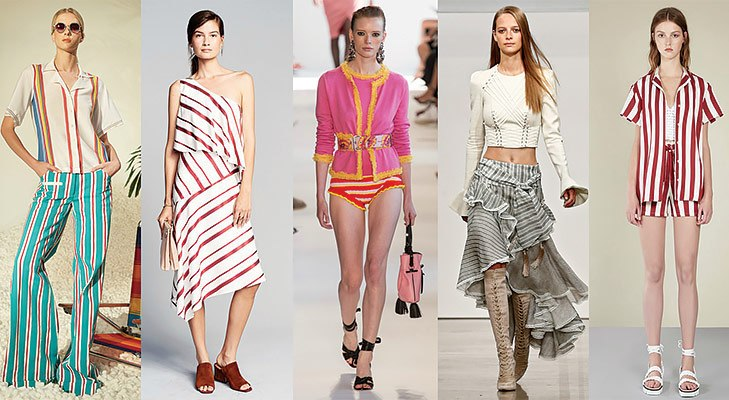 Summer Trends Stripes