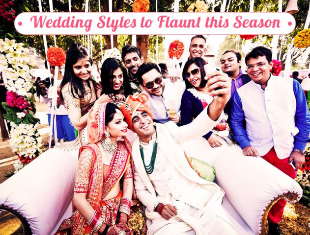 The most stylish wedding apparel to flaunt this season! @TheRoyaleIndia
