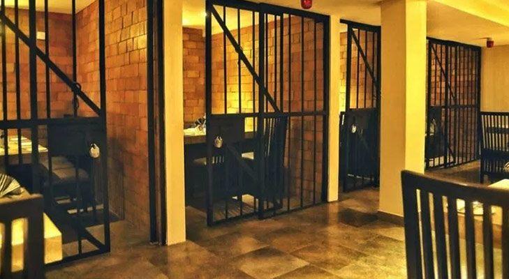unusual restaurants india kaidi kitchen chennai