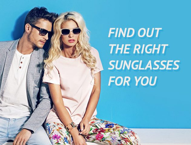 Wear the Right Sunglasses to Take your Style Game to a Whole New Level @TheRoyaleIndia