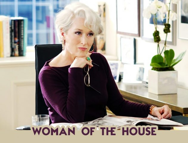 Woman of the house A Tribute to New Age Woman @TheRoyaleIndia