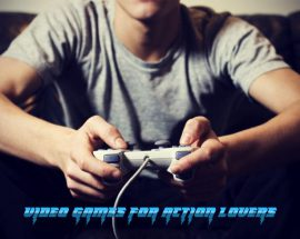 6 Frenzy Video Games for Action Lovers @TheRoyaleIndia