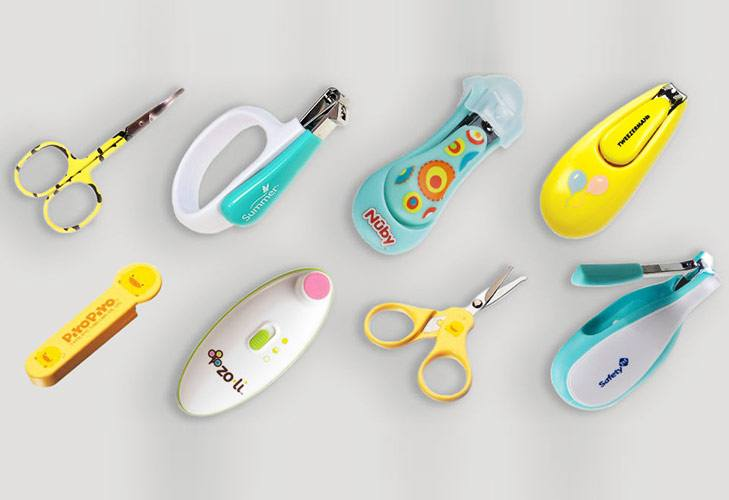 Baby Care Nail Clippers
