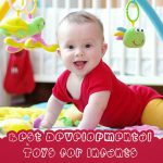 Best Toys for Infants to Accelerate Their Development