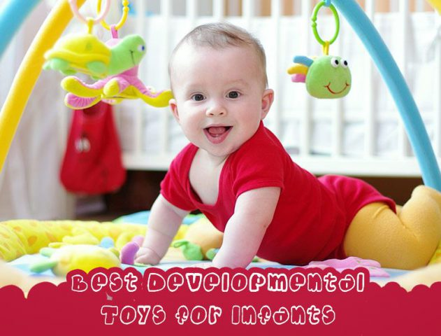 Best Toys for Infants to Accelerate Their Development @TheRoyaleIndia