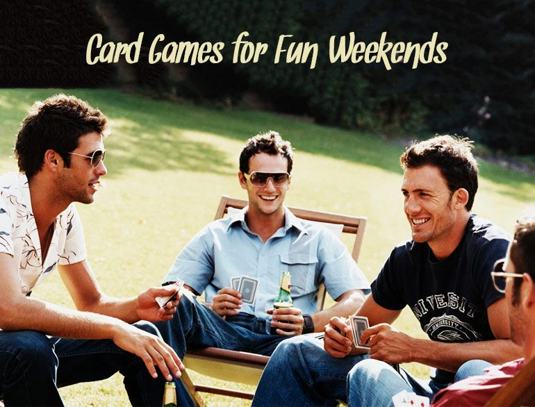 A Deck of Cards Can Add Galore of Fun to your Party with Friends @TheRoyaleIndia