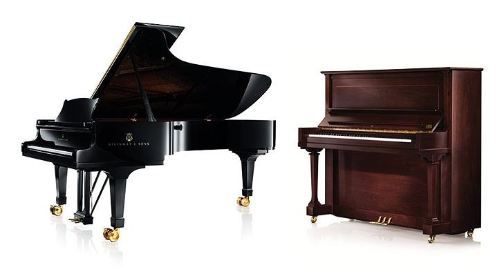 Choosing Pianos Appearance
