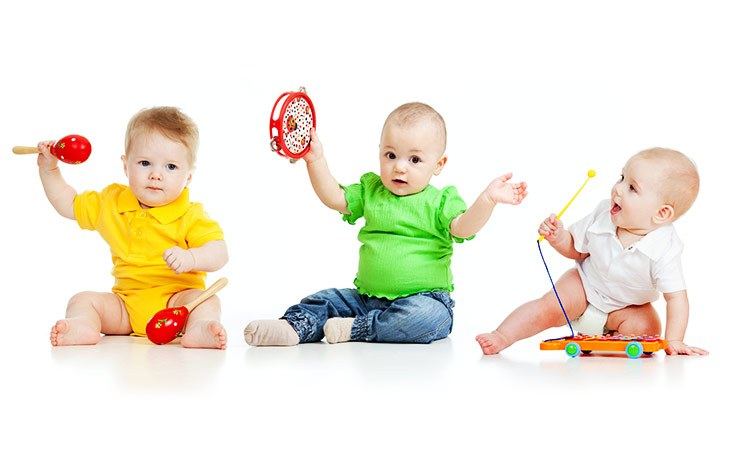 Developmental Toys Musical Toys @TheRoyaleIndia