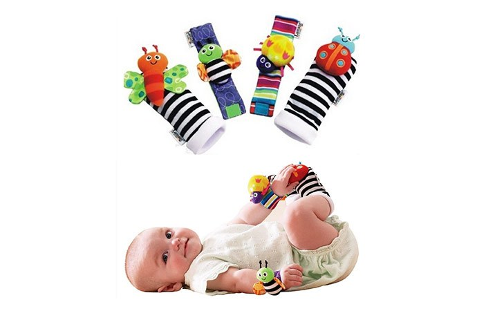 Developmental Toys Rattles @TheRoyaleIndia