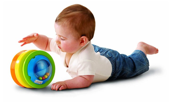 Developmental Toys Rolling Toys @TheRoyaleIndia
