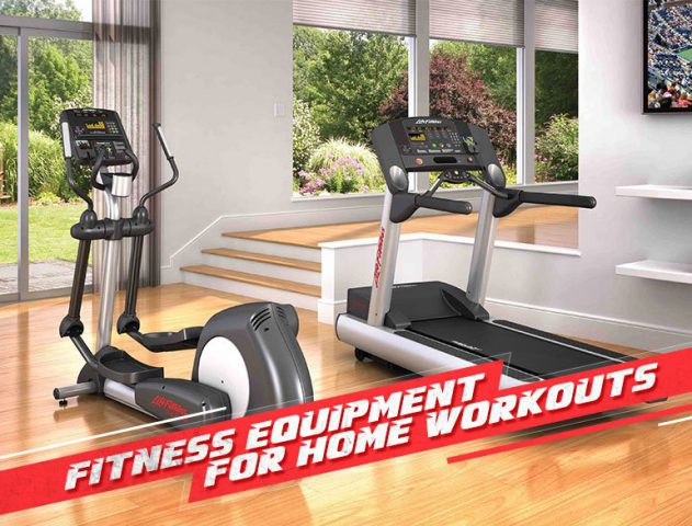Fitness Equipment for Home Workouts @TheRoyaleIndia