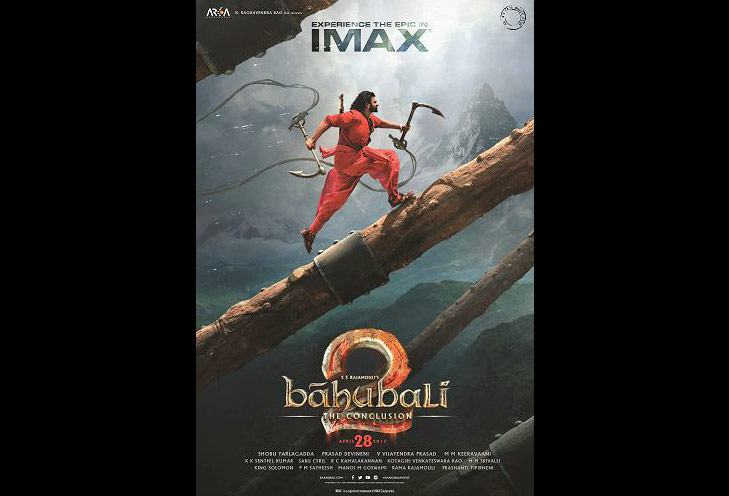 IMAX Poster @TheRoyaleIndia