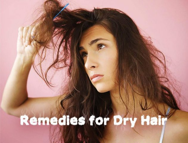 Remedies for Dry Hair @TheRoyaleIndia