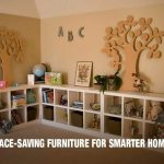 6 Smart Space Saving Furniture for Your Homes