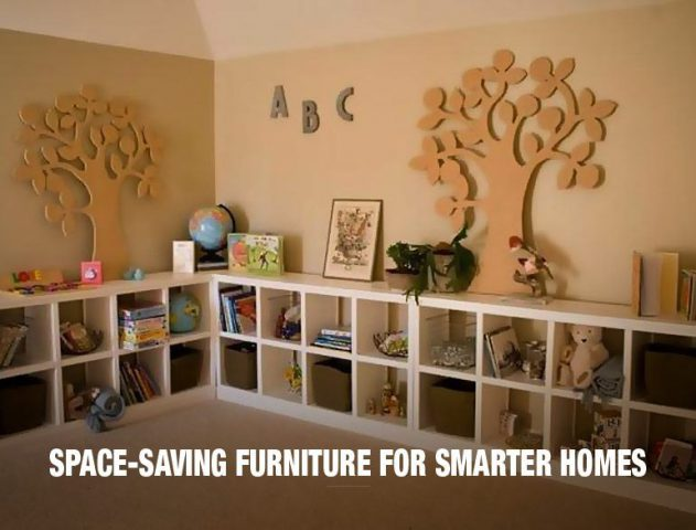 Space saving furniture @TheRoyaleIndia