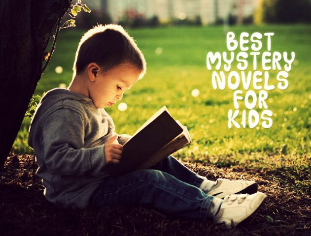 Top 7 Fictional Mystery Books for Young Readers @TheRoyaleIndia