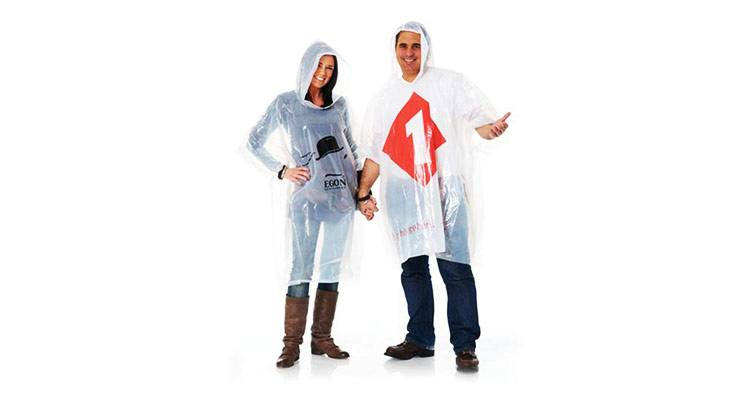 Trekking Essentials Disposable Ponchos @TheRoyaleIndia
