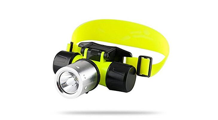 Trekking Essentials Head Lamp @TheRoyaleIndia
