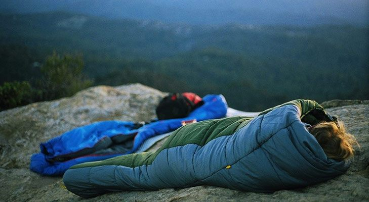 Trekking Essentials Sleeping Bag Liner @TheRoyaleIndia