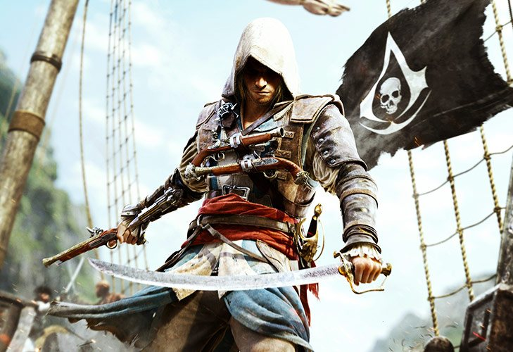 Video Games Assassins Creed IV @TheRoyaleIndia