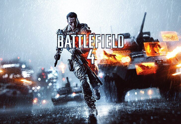 Video Games Battlefield 4 @TheRoyaleIndia
