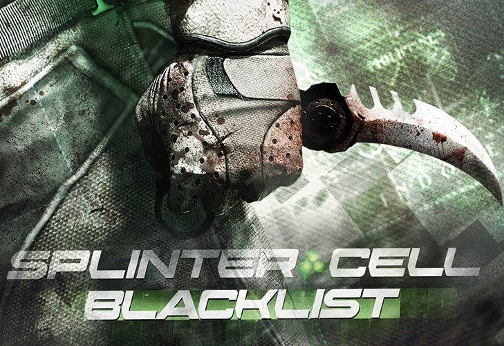 Video Games Splinter Cell Blacklist @TheRoyaleIndia