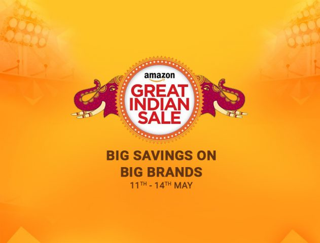 Beat the Summer Heat with Amazon Great Indian Sale – Great Discounts and Fantabulous Deals @TheRoyaleIndia