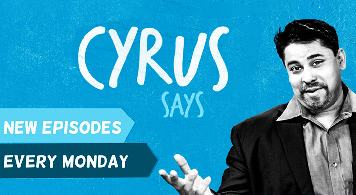 cyrus @TheRoyaleIndia