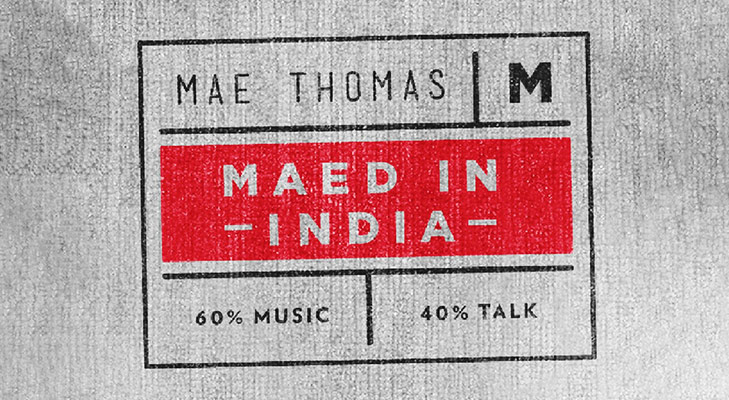mae thomas @TheRoyaleIndia