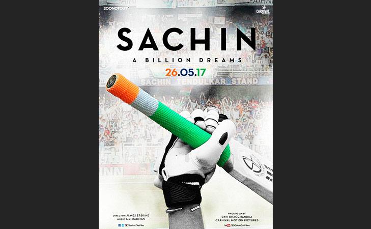 Sachin poster @TheRoyaleIndia