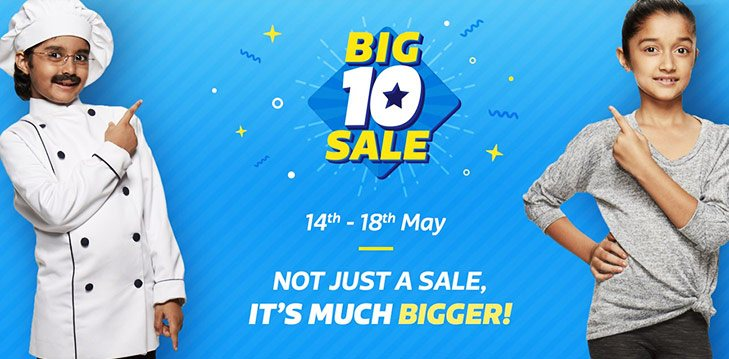 Summer Sales Flipkart Big Sale