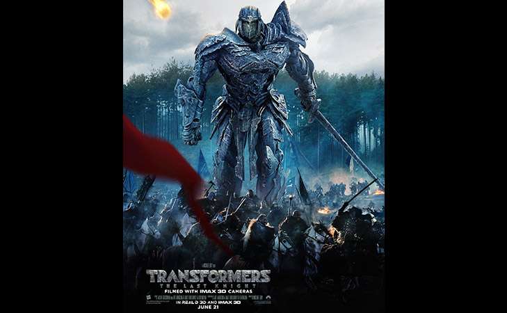 Transformers @TheRoyaleIndia