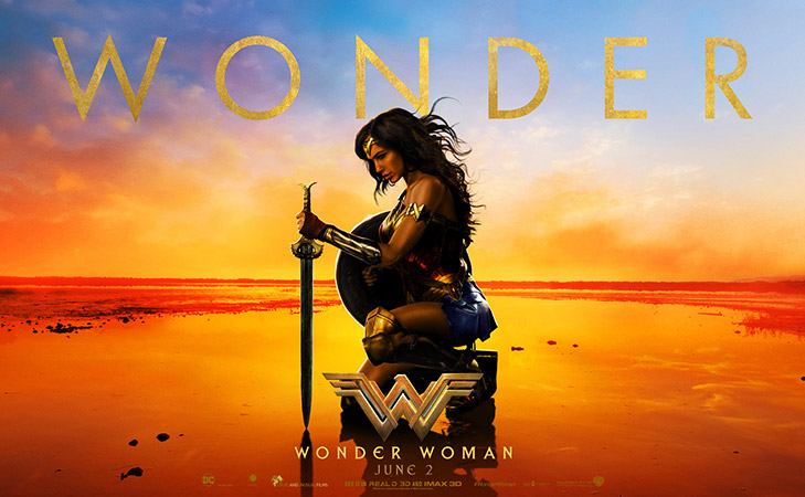 Wonderwoman @TheRoyaleIndia