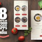 8 Popular Food Delivery Apps in India