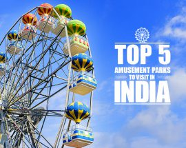Amusement parks to Visit in India