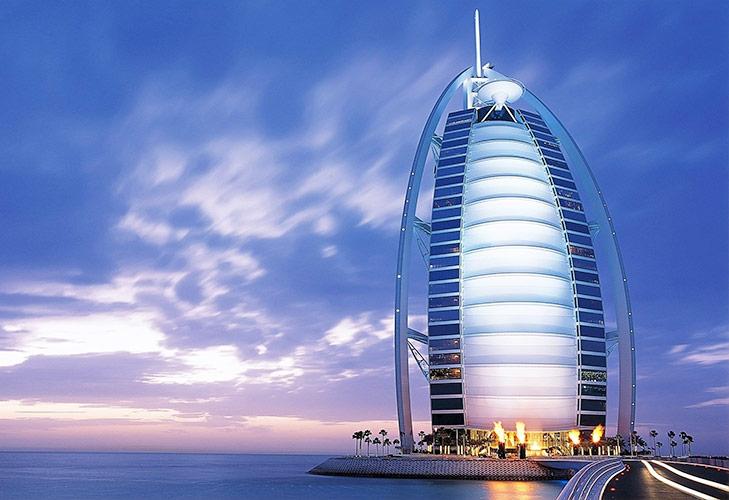 Dubai @TheRoyaleIndia