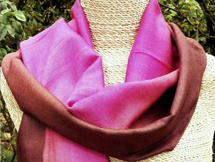Know all about the 4 types of Natural Silks found in India