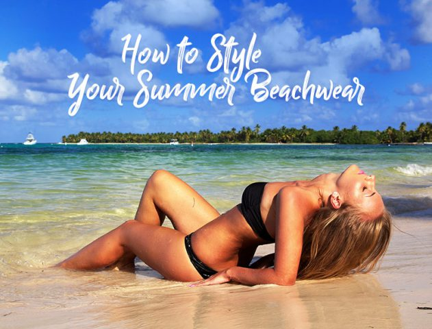 Summer beachwear tips