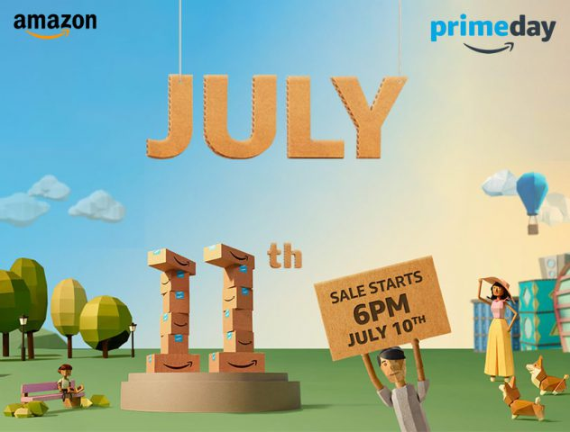 Amazon Prime Day Sale @TheRoyaleIndia