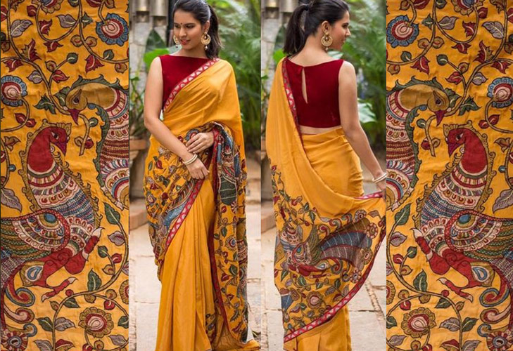 Indian Sarees types origin