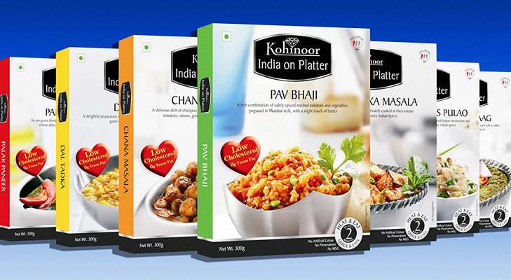 18 healthy ready to eat food brands in India