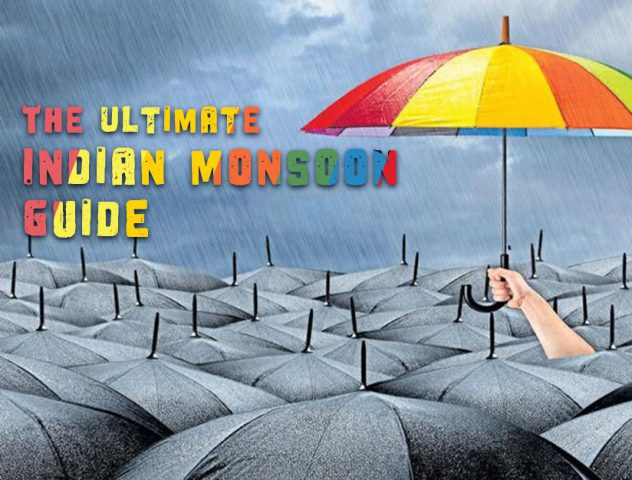 The Ultimate Indian Monsoon Guide @TheRoyaleIndia